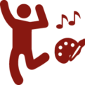 Kunst-, Musik-, Tanz-/Bewegungstherapie